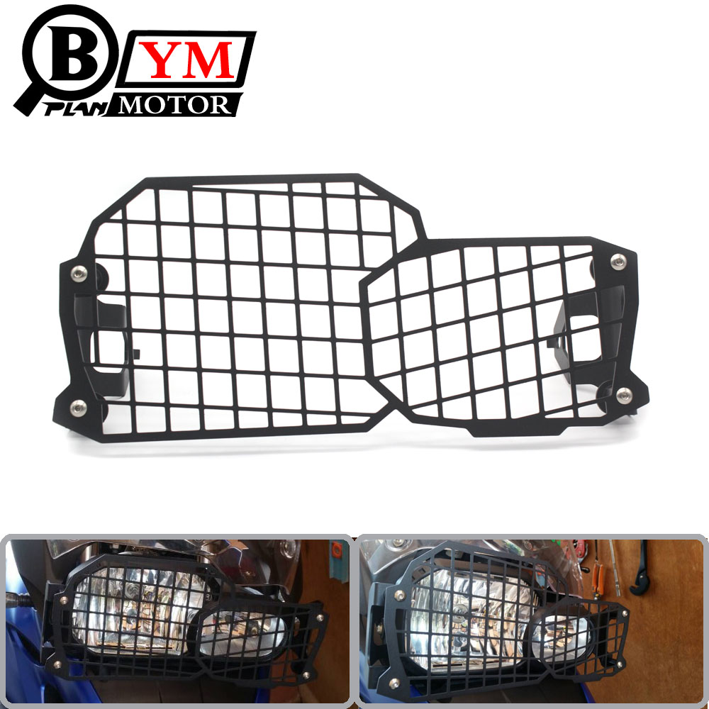HOT F800GS Motorcycle Headlight Grill Guard Cover Protector For BMW F650GS F700GS F800GS GS/Adventure 2008 2009-2014 2015 2016 arashi motorcycle radiator grille protective cover grill guard protector for 2008 2009 2010 2011 honda cbr1000rr cbr 1000 rr
