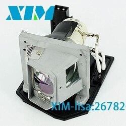 Hoge Kwaliteit Vervangende Projector Lamp met Behuizing MC. JGL11.001 voor ACER P1163, X113, X1163, X1263, V100 Projectoren.