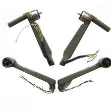 Genuino DJI Mavic 2 Pro Zoom Part Motore Arms Braccio Anteriore con il Basamento Del Motore Posteriore Sinistra Destra Braccio di Ricambio parte per la Sostituzione