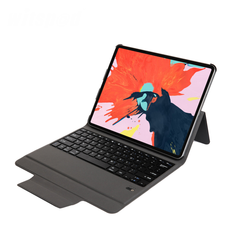 witsp@d Keyboard Case for iPad pro 11 12.9,  Case All-in-one Bluetooth Wireless keyboard Case with iPad Pencil Holder&Charging