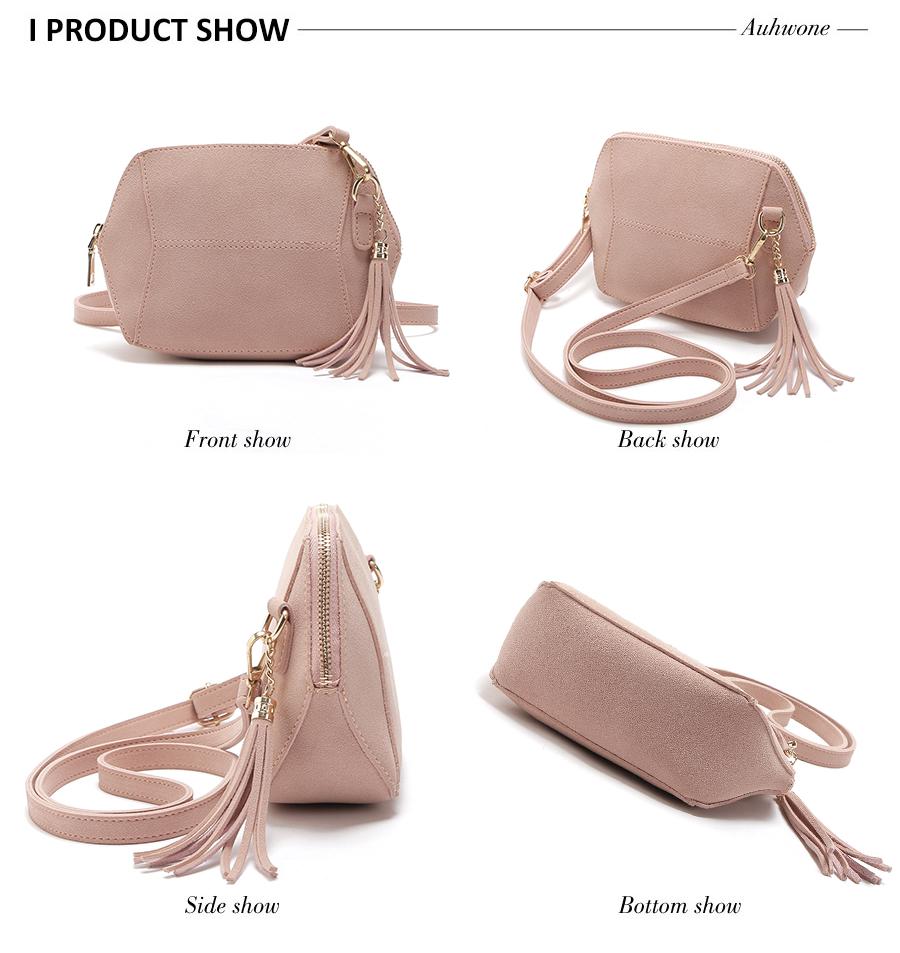 02c19beb3 Fringe Crossbody Bag Women Suede Clutch Bag Girl Fashion Messenger Shoulder  Handbags Ladies Beach Holiday Tassel Bags 10 colors