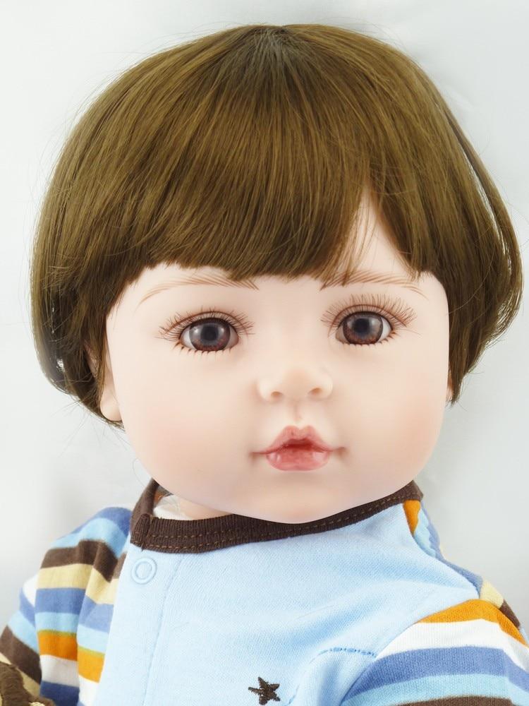 60 cm 큰 크기 reborn 유아 소년 adora 살아있는 신생아 bonecas bebe 아이 장난감 소녀 실리콘 reborn 아기 인형 soft real-에서인형부터 완구 & 취미 의  그룹 2