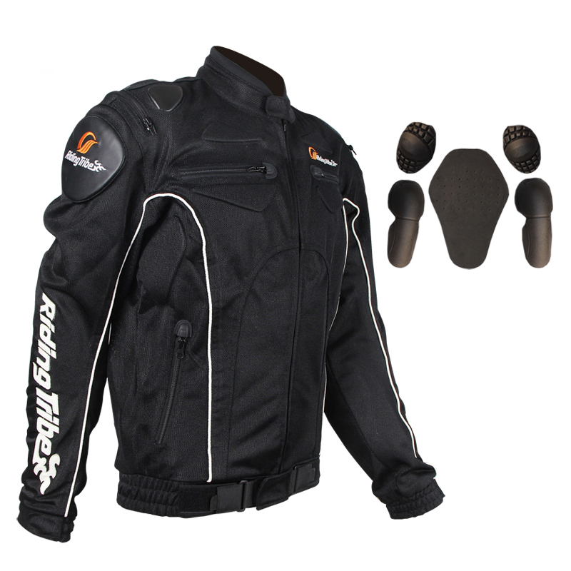 Summer Motorcycle Jacket Breathable Motocross Racing