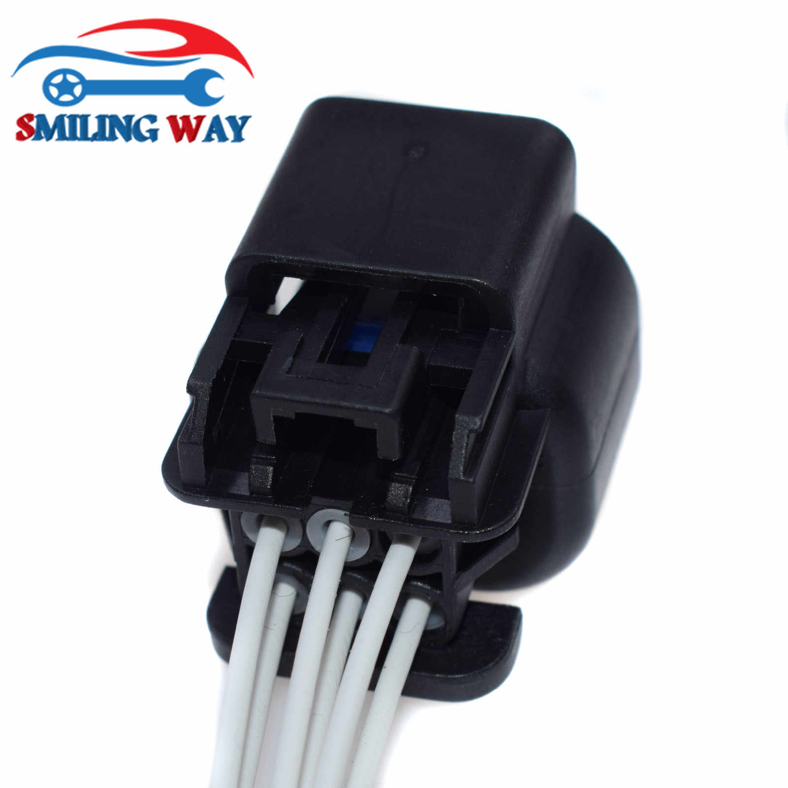 smiling way ls2 ls3 ls7 throttle body actuator connector wire harness wiring pigtail plug for  [ 1600 x 1600 Pixel ]