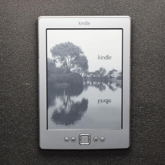 Refurbished Kindle 4 lector de Libro Electrónico de bolsillo libro e de e-ink Reader wifi kobo en stock