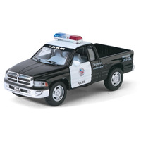 KiNSMART Car Styling 2014 Dodge RAM 1500 Truck Police Pickup 1 44 Alloy Diecast Metal Toy