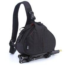 Waterproof backpack Shoulder DSLR Camera Bag Case For Canon EOS 1300D 760D 750D 700D 600D 7D 80D 6D 5DII 5DS 5DR 60D 1200D