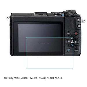 New Screen Protector Tempered Glass Camera LCD Guard Cover Film For Sony A6500 New