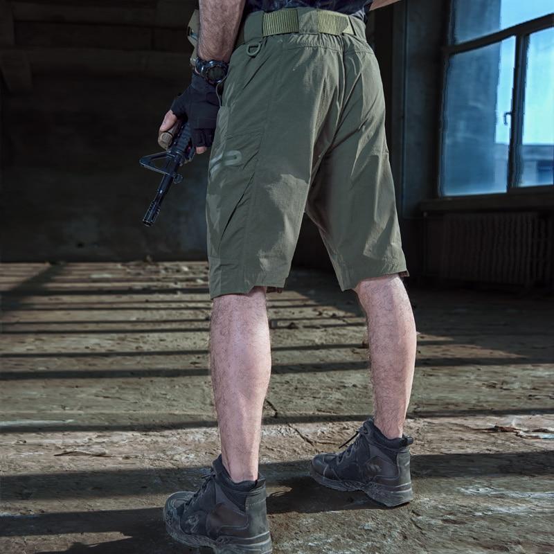 Mens Quick Dry Tactical Shorts City Urban Breathable Outdoor Camping Shorts Military Training Shorts Black/Khaki/Olive Drab