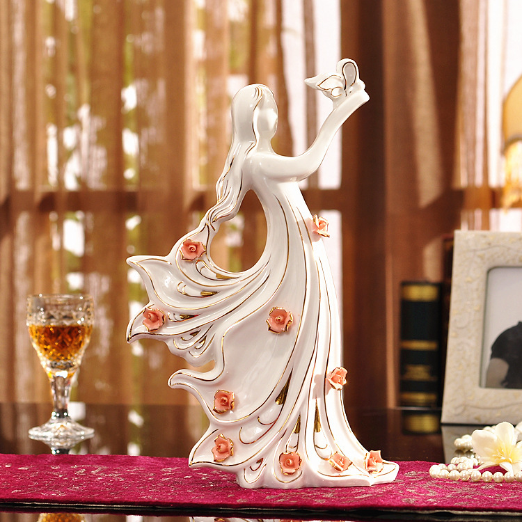 Online Buy Wholesale Porcelain Figurine From China
