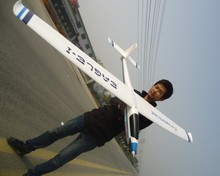 383 glider remote control plane model plane RTF Ready-to-Fly RC Planes airplane aeromodelling