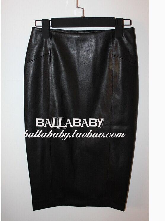 Popular High Waist Leather Skirt-Buy Cheap High Waist Leather ...