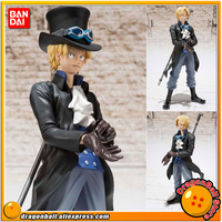 Japan Anime ONE PIECE 100 Original BANDAI Tamashii Nations Figuarts Zero Figure Sabo New World Ver