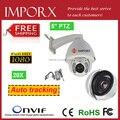 2016 ptz auto pista câmera 1080 P CCTV PTZ Câmera IP p2p suporte suporte 32G SD