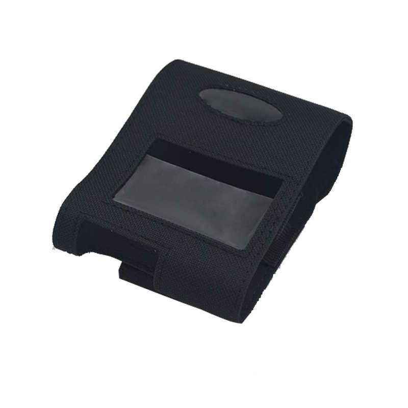 Funda de cinturón para impresora térmica Pos 58mm y 80mm inalámbrica Bluetooth