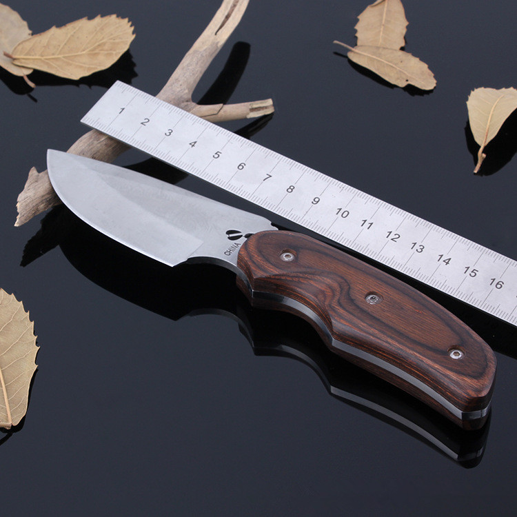 High Quality Stainless Steel font b Tactical b font font b Knife b font Outdoor Camping