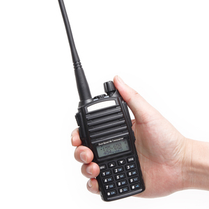 Image 5 - Baofeng UV 82 زائد 8 واط عالية الطاقة اسلكية تخاطب ثنائي النطاق VHF/UHF 10 كجم طويلة المدى UV82 اتجاهين هام CB راديو محمول الهواة