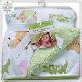 Alta calidad de la felpa manta de bebé recién nacido swaddle abrigo del bebé Super Suave siesta manta de recepción animales manta cobertor bebe bebe