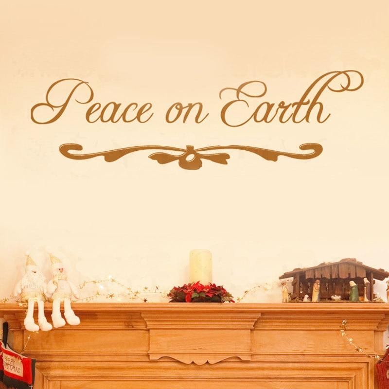 Unusual Christmas Vinyl Wall Art Images - Wall Art Design ...
