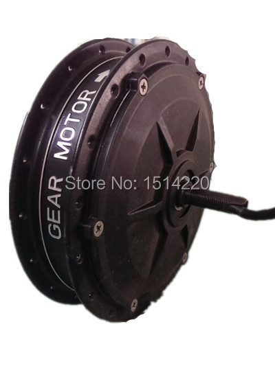 50Kph&60N.m 48V 500W brushless gear hub front motor with Disc for electric bike&electric bicycle 3 9kg 40kph 48v 500w brushless gear hub motor for rear ebike electric bike or electric bicycle