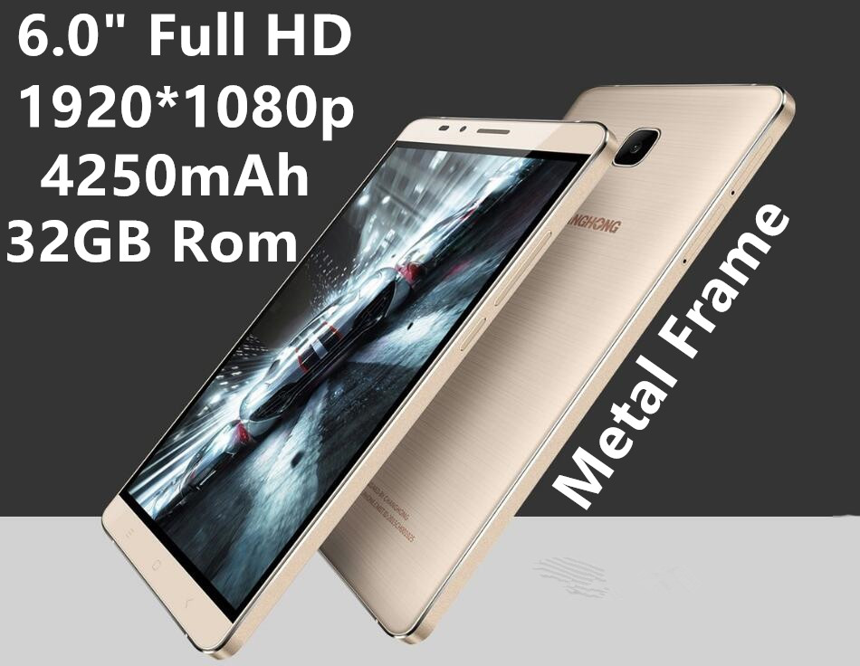 Changhong X1 X1 K 4250mAh Naked Eye 3D 6 0 Full HD 1920 1080p Metal Frame