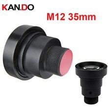 """Uzatılabilir 1.3 megapiksel 35mm Lens IR filtre ile m12 montaj diyafram F2.0 için aksiyon kameraları 1/2 """"IR filtre lens kamera lens"""