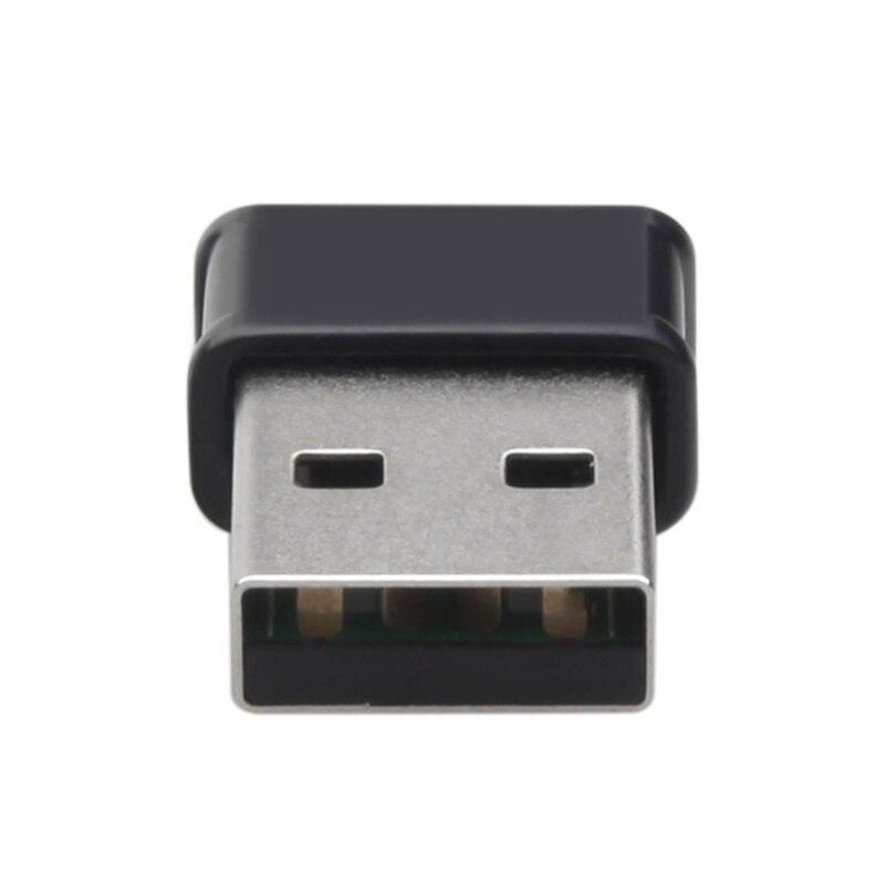 802.11ac 1200 Mbps Dual Band 2.4G 5G Sans Fil Nano USB adaptateur wifi Pour ordinateur de bureau
