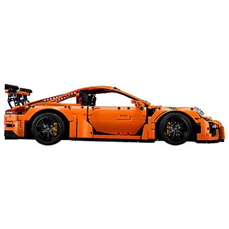 Technic aPorsche 911 GT3 RS fit for LegoING 42506 race car children bricks model building sale toys gift for kids or boyfriend