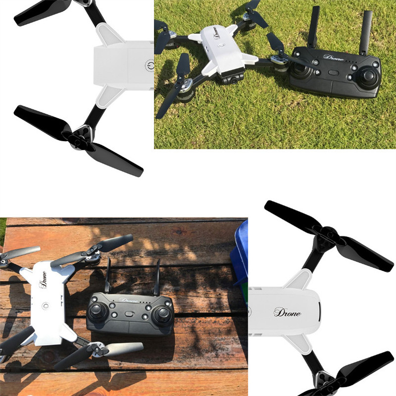 JDRC JD-20 JD20 WIFI FPV With Wide Angle HD Camera High Hold Mode Foldable Arm RC Quadcopter RTF VS JD-11 Drone jjrc h49 sol ultrathin wifi fpv drone beauty mode 2mp camera auto foldable arm altitude hold rc quadcopter vs e50 e56 e57