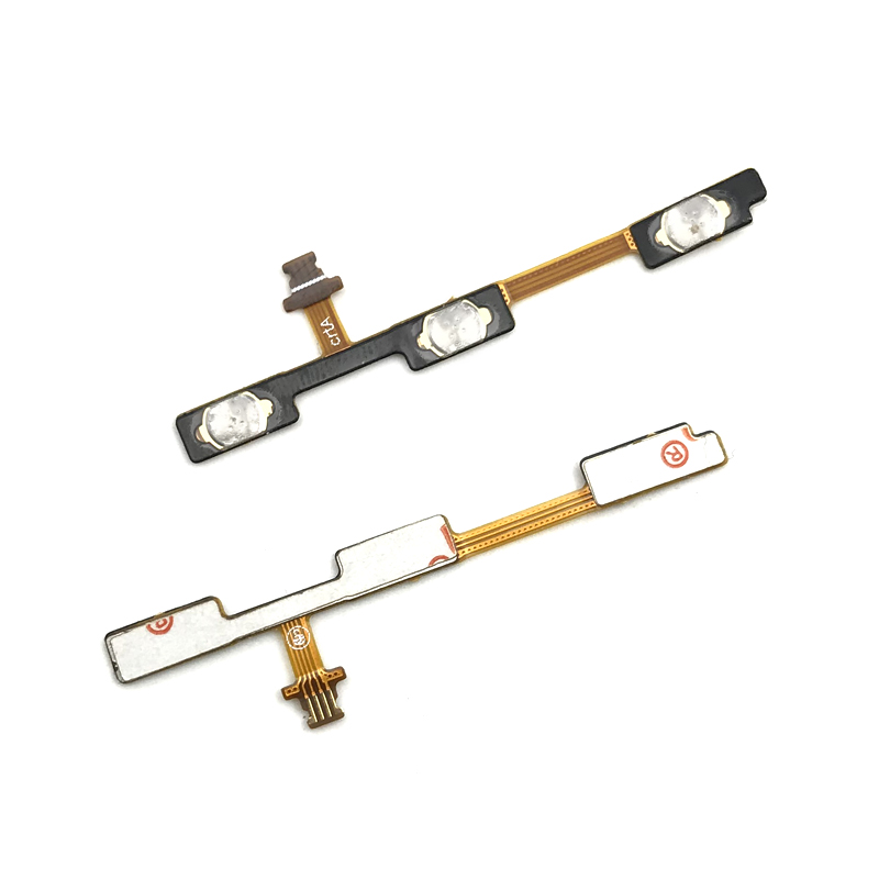 ON/OFF Power & Volume Flex Cable For ZTE Blade A6 Volume Power SideKey Button Switch Accessory Parts A6 Lite A0620 A0622