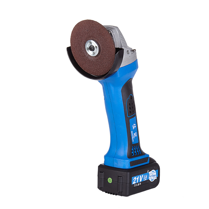 Wireless charging Angle grinder lithium battery grinder Angle grinder grinding metal cutting machine