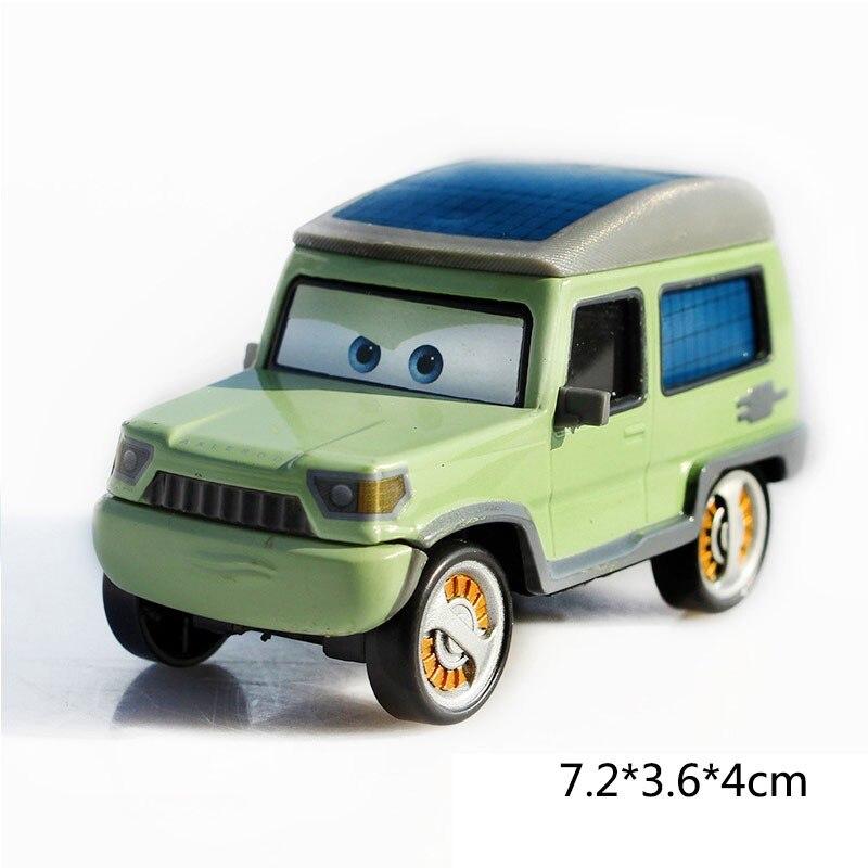 Disney Pixar Cars 2 Model Car Toys 14