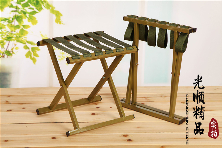 Wholesale Durable Outdoor Multipurpose folding chair portable Fishing stool Beach chairs hot sale outdoor tripod triangular folding stool chair foldable fishing chairs portable fishing mate fold chair