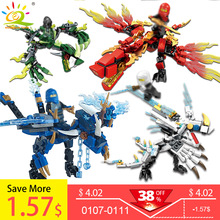 115pcs+ ninja dragon knight building blocks enlighten toy for children Compatible Legoing Ninjagoes DIY bricks for boy friends cheap Self-Locking Bricks Unisex Certificate Plastic 6 years old HQB601 2015152203013269 HUIQIBAO TOYS small part not for the kids under 3 years old