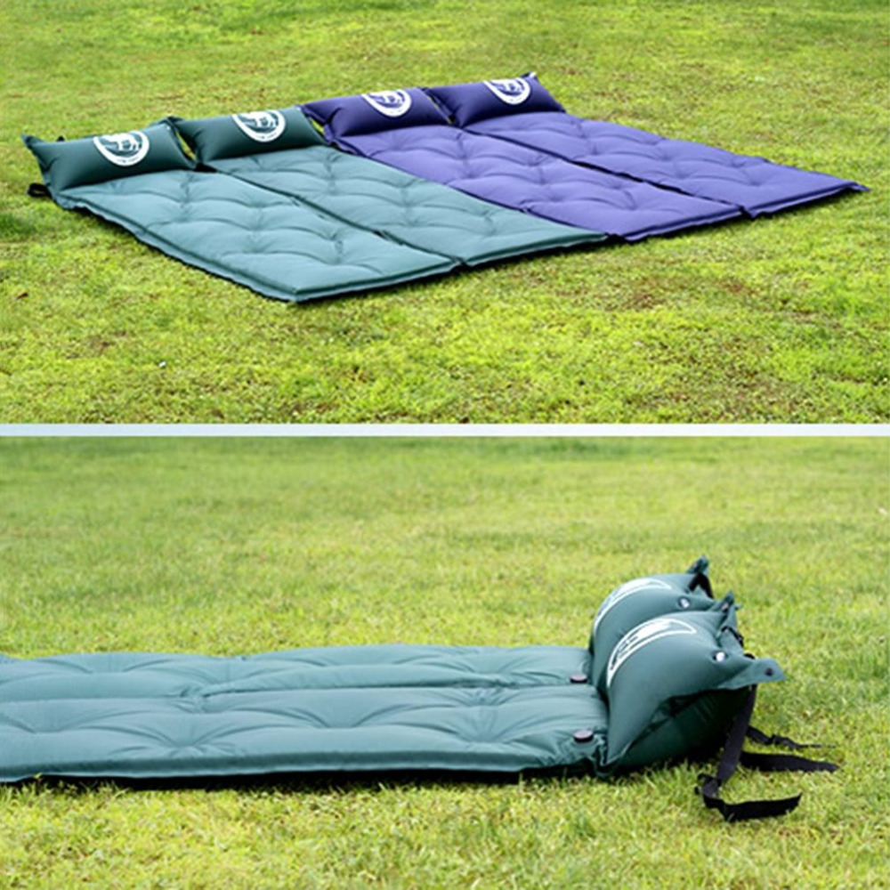 Outdoor c&ing mat tents Air mattress nap Beach mats self inflating mat sleeping pad inflatable mattress free shipping-in C&ing Mat from Sports ...  sc 1 st  AliExpress.com & Outdoor camping mat tents Air mattress nap Beach mats self ...