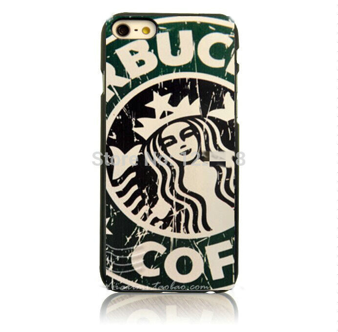 1PCS,2014 Fashion Luxury Starbucks coffee Star Wars phone case iphone 6 protective Hard apple plus - Shenzhen DYD Technology Co., Ltd. store