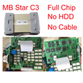Top Quality MB Star C3 MULTIPLEXER Without mb star c3 software Auto Diagnostic tool MB C3 Engine Analyzer without cables
