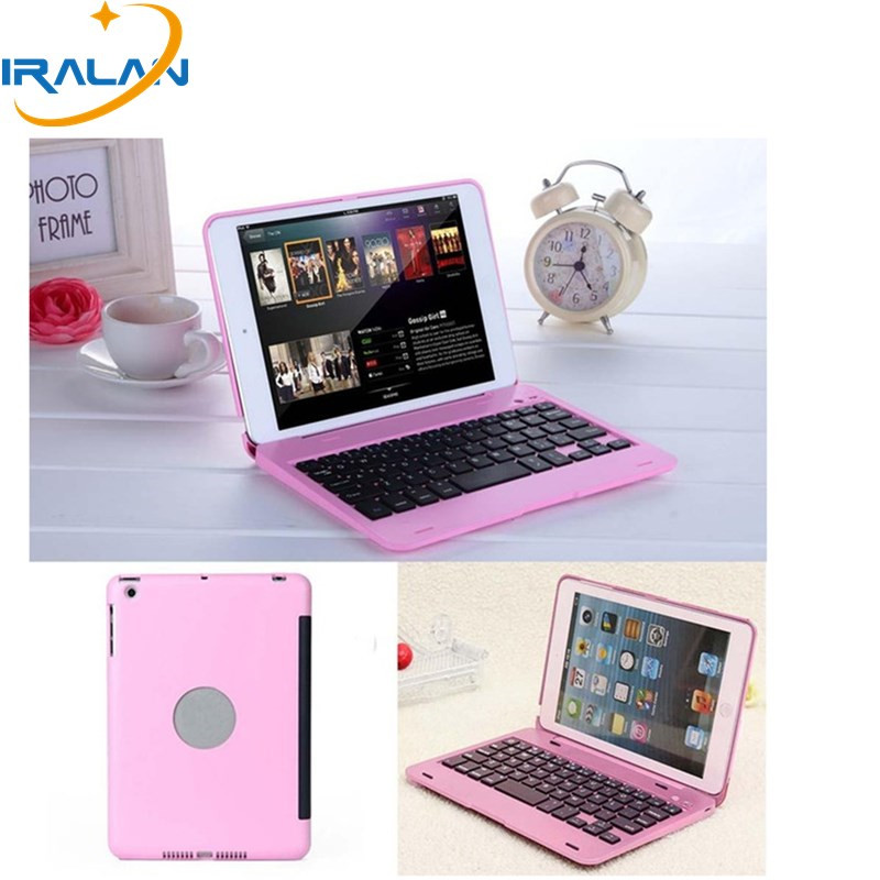 2018 New Arrival For Apple IPad Mini 1 2 3 Tablet Luxury Wireless Bluetooth Keyboard New