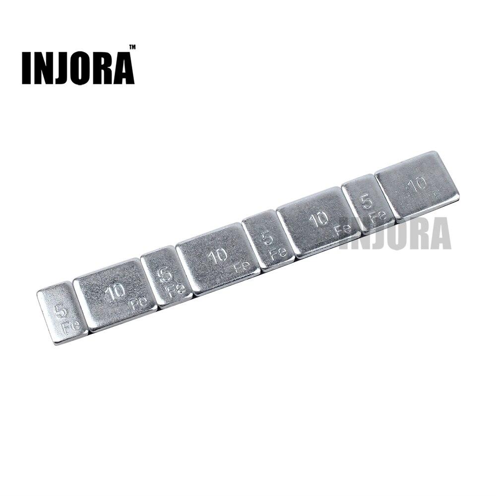 Metall Gegengewicht Gewicht Balance Block Für 1,9 2,2 Felge Rc Rock Crawler Traxxas Trx-4 Axial Scx10 90046 D90 Fernbedienung Spielzeug