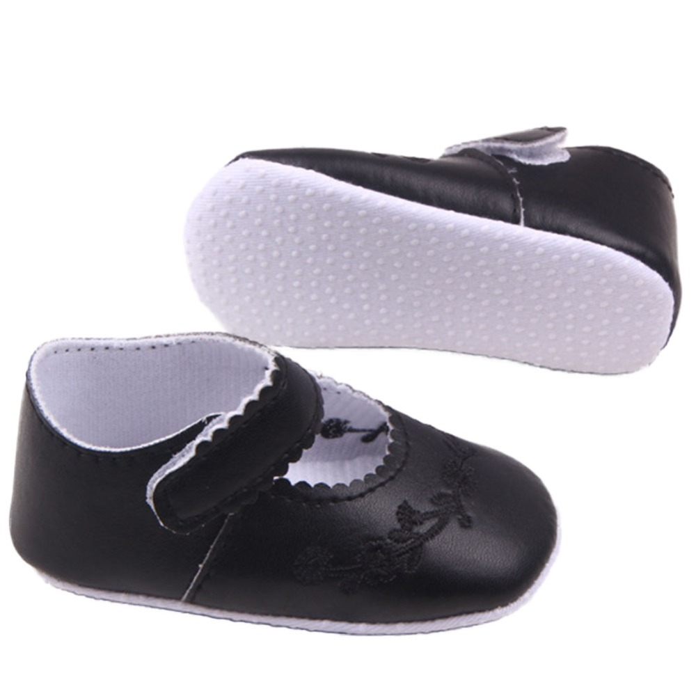 New-Kid-Girl-Pu-Leather-Princess-Crib-Shoes-Newborn-Comfy-Outdoor-Baby-Shoe-0-1-Years-4-Colors-2