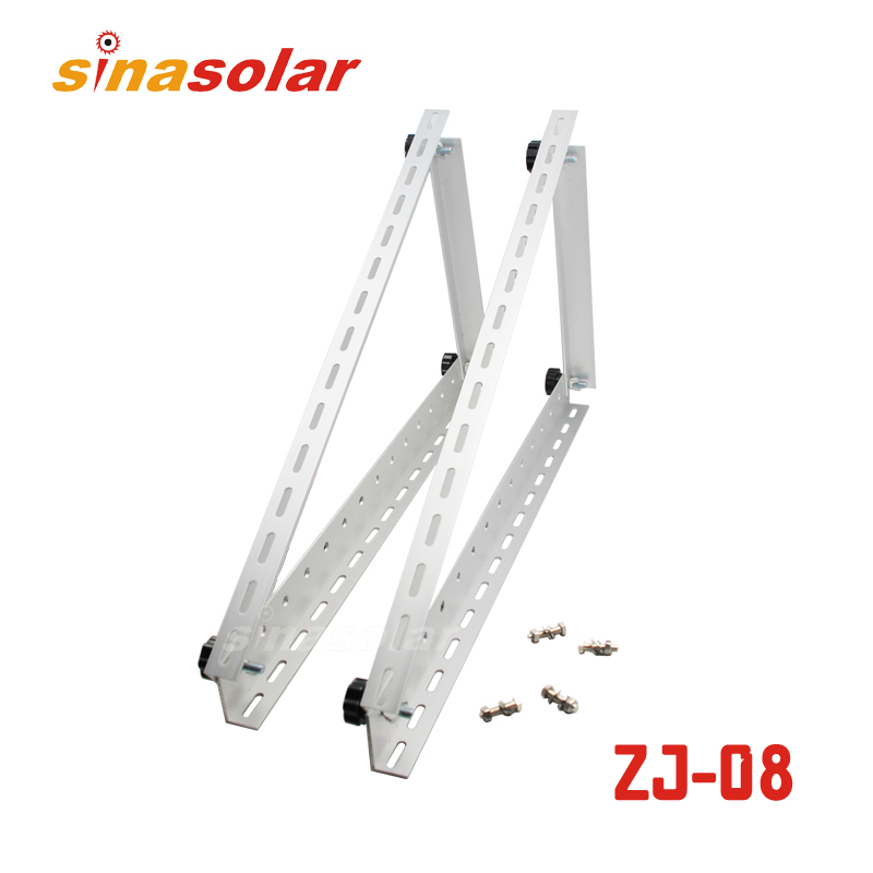 Triangle Aluminum Solar Panel Mounting Bracket For Roof