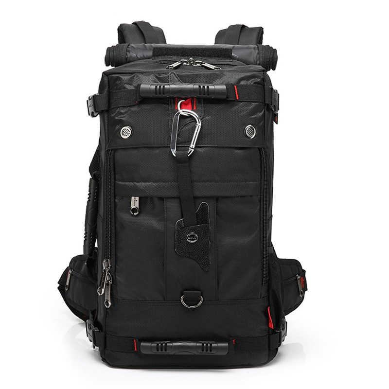 Sixrays 20 дюймов Для мужчин рюкзак сумка для путешествий большой Ёмкость универсальная утилита Альпинизм Многофункциональный Водонепроницаемый рюкзаки