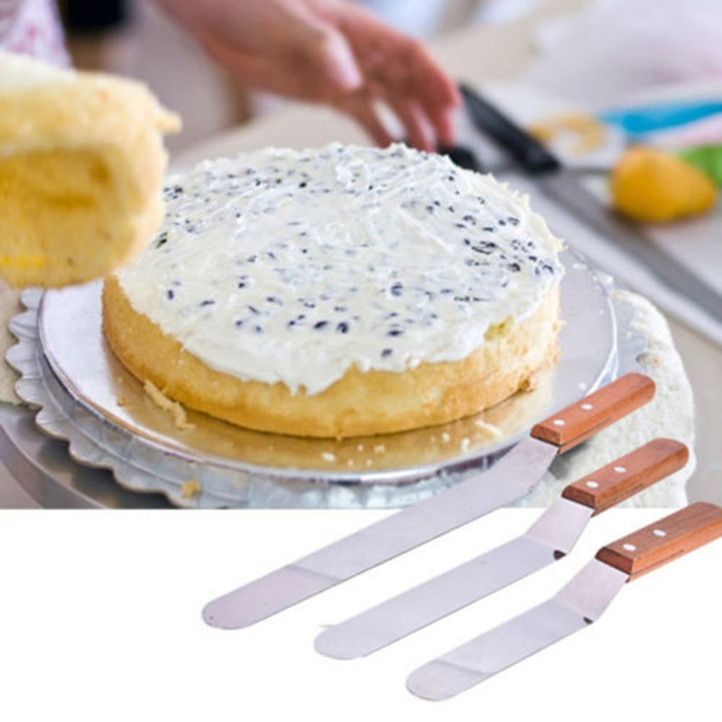 Home Kitchen Baking Tools Stainless Steel Butter Cake