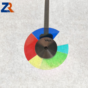 Image 1 - ZR Brand New Projector Color wheel fit for acer x1161 h53808d Projectors