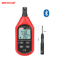 NKTECH UT333BT Bluetooth Mini LCD Digital Air Temperature Humidity Meter Thermometer Hygrometer Gauge Tester UT333 Upgrade