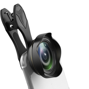 Image 2 - APEXEL Optic HD 15mm Phone lens 0.5X 4k Wide angle Lens Camera lens Professional Mobile Lens for iPhone Xiaomi redmi Samsung