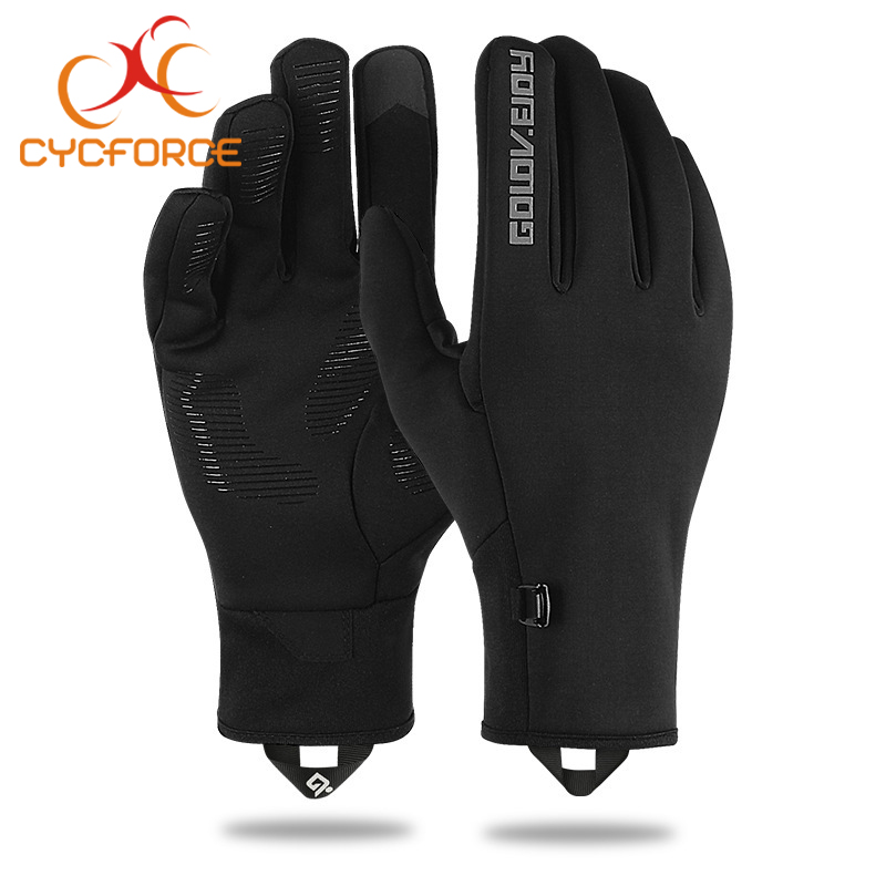Warm, Finger, MTB, Waterproof, Bicycle, Men