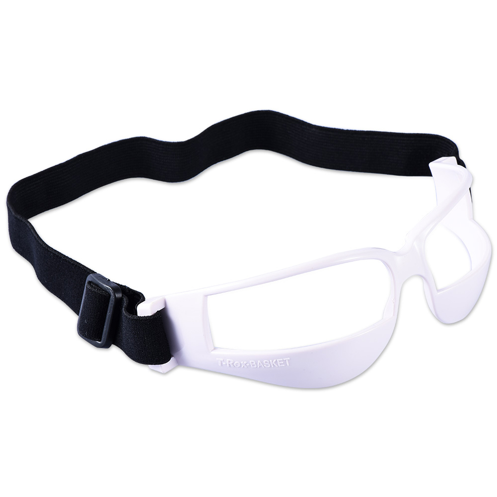 Goggles Training Court Vision Protective Sports Eyewear Glasses Dribble Basketball Head Up
