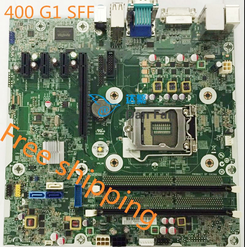 Verbazingwekkend 718414 001 For HP ProDesk 400 G1 SFF Motherboard 718778 001 LG1150 BS-01