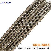 600 мм SDS-MAX электрический молоток ударное сверло(общая длина 600 мм
